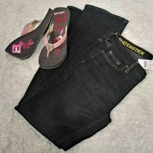 J.Crew Stretch Matchstick Dark Wash NWT Jeans